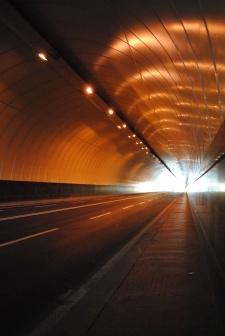 Tunnel: foto di Nicoletta Tortello